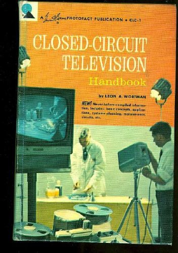 used gd closed circuit television handbook by leon a. Black Bedroom Furniture Sets. Home Design Ideas
