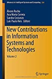 img - for New Contributions in Information Systems and Technologies: Volume 2 (Advances in Intelligent Systems and Computing) book / textbook / text book