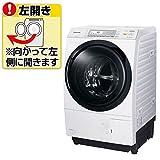 パナソニック 【左開き】10.0kgドラム式洗濯乾燥機 クリスタルホワイト NA-VX7600L-W ランキングお取り寄せ