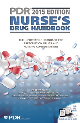 2015 PDR Nurse's Drug Handbook (Physicians' Desk Reference Nurse's Drug Handbook)