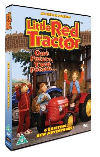 Little Red Tractor - One Potato, Two Potato...