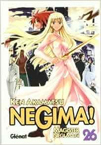 Amazon.com: Negima Magister Negi Magi 26 (Shonen Manga) (Spanish