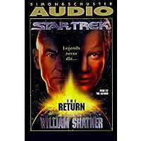 Star Trek: The Return (Adapted)  by William Shatner Narrated by William Shatner