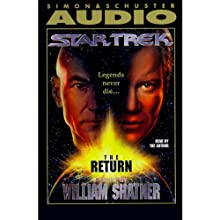 Star Trek: The Return (Adapted)  by William Shatner Narrated by William Shatner