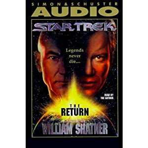 Star Trek: The Return (Adapted) | [William Shatner]
