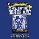 The Book of Tobit and The Murder Beyond the Mountains: The New Adventures of Sherlock Holmes, Episode #19 | Anthony Boucher,Denis Green
