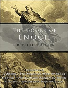 The Books of Enoch: Complete edition: Including (1) The Ethiopian Book