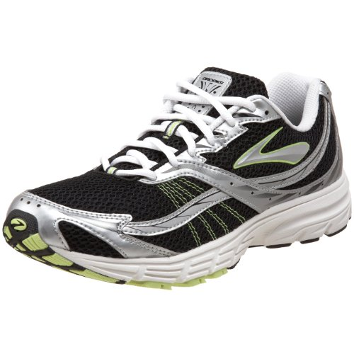 Brooks Men's M Launch Silver/Black/Lime Trainer 1100651D007 8 UK