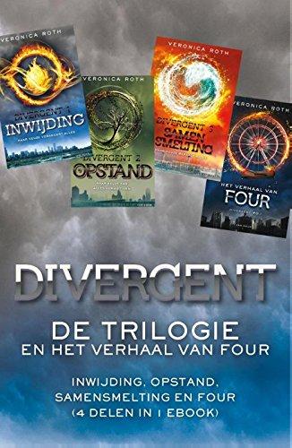 Veronica Roth - Divergent. De trilogie en Het verhaal van Four