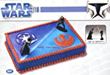 STAR WARS - Darth Vader vs Luke Skywalker Dueling Cake Kit