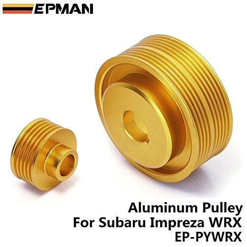 sypure-tm-performance-manovella-puleggia-golden-kit-per-subaru-impreza-wrx-20l-25l-ej25-ej2-ep-pywrx