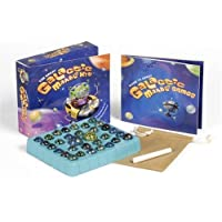 The Great Galactic Marble Kit: Includes 32 Meteor Marbles for an Out-of-this-world Gaming Adventure!