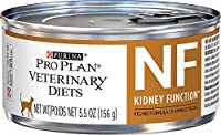 Purina Veterinary Diets NF Kidney Function Canned Cat Food 24 5.5-oz cans