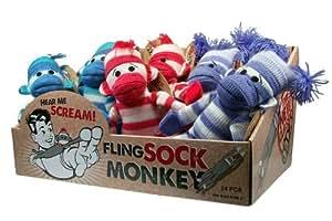 Westminster 3008 Sock Monkey - Striped