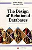 img - for The Design of Relational Databases by Mannila Heikki Raiha Kari-Jouko (1992-11-01) Paperback book / textbook / text book