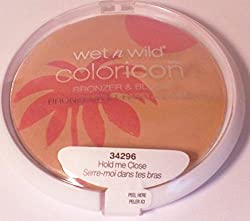 Wet N Wild ColorIcon Bronzer & Blush Hold Me Close 34296 Limited Edition