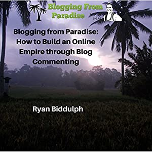 Blogging from Paradise: Audiobook
