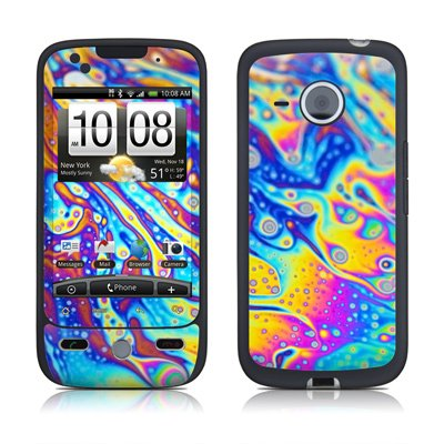 World of Soap Protective Skin Decal Sticker for HTC Droid Eris (Verizon) Cell Phone