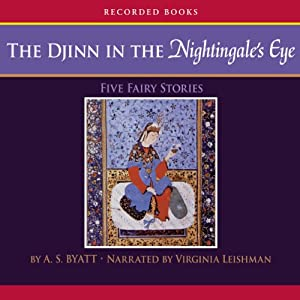 The Djinn in the Nightingale's Eye Audiobook