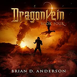 Dragonvein: Book Four Audiobook