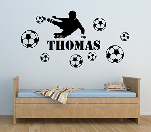 football-player-boys-personalised-any-name-wall-art-mural-decal-sticker