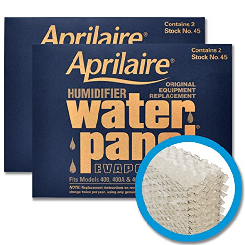 Aprilaire 45 Water Panel Evaporator, 2-Pack (Aprilaire 400 Humidifier Pad compare prices)