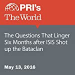 The Questions That Linger Six Months after ISIS Shot up the Bataclan | Carolyn Beeler,Adeline Sire