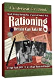 Rationing - Britain Can Take It! : A Yesteryear Scrapbook (DVD, CD, Booklet)