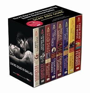Sookie Stackhouse 8-copy Boxed Set (Sookie Stackhouse/True Blood) by Ace