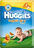 Huggies Super Dry Size 3 Pm 34'S