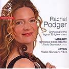 Haydn : Concertos pour Violon Nos. 1 & 2 - Mozart : Sinfonia concertante KV364