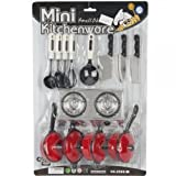 13 Sets Children Play House Toys/simulation Kitchen Utensils 14002605