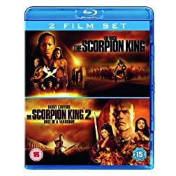Scorpion King/Scorpion King: Rise of a Warrior [Blu-ray]
