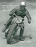 img - for Harley-Davidson Racing Data Book 1953-1971 book / textbook / text book