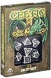 Q-Workshop - Dés De Jeux Celtiques 3D