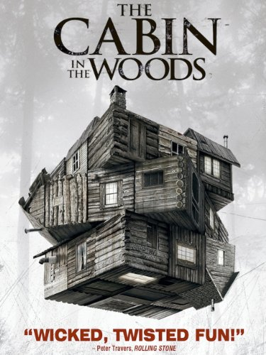 The Cabin In The Woods (Directed by Drew Goddard) - Five friends go for a break at a remote cabin in the woods, where they get more than they bargained for. Together, they must discover the truth behind the cabin in the woods.