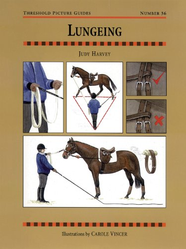 Lungeing (Threshold Picture Guides)