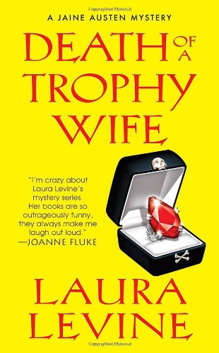 Death Of A Trophy Wife (Jaine Austen Mysteries) front-529008