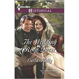 The Wedding Ring Quest by Carla Kelly