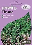 Unwins Thyme Herb Seeds