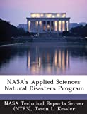 NASA's Applied Sciences: Natural Disasters Program