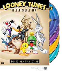 Looney Tunes Golden Collection Vol 1 from Warner Home Video