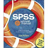 SPSS Survival Manual: Version 12by Julie Pallant