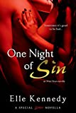One Night of Sin (An After Hours Novella) (Entangled Brazen)