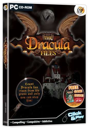 The Dracula Files (PC CD) [Edizione: Regno Unito]