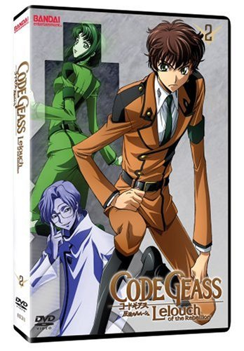 Code Geass Leouch of the Rebellion Vol 2