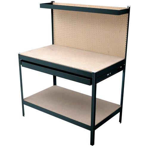Terrific Gorilla Rack Gr1902B 4 Feet Workbench With Single Drawer Short Links Chair Design For Home Short Linksinfo