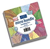 Karen Foster Design Micro Bundle Calendar Kit 2, 48-4-Inch by 4-Inch Papers and 12-4-Inch by 4-Inch Stickers