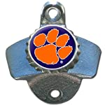 NCAA Clemson Tigers Wall Bottle Opener