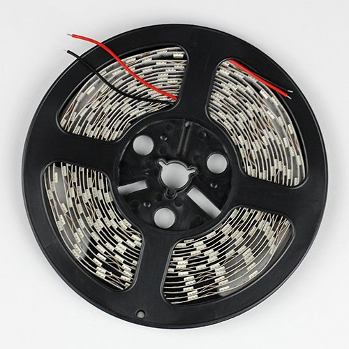 Supernight (Tm) Smd 3528 16.4Ft 5M Cool White Led Flexible Strip Ribbon Lamp 300 Leds Led Light Strip 60Leds/M